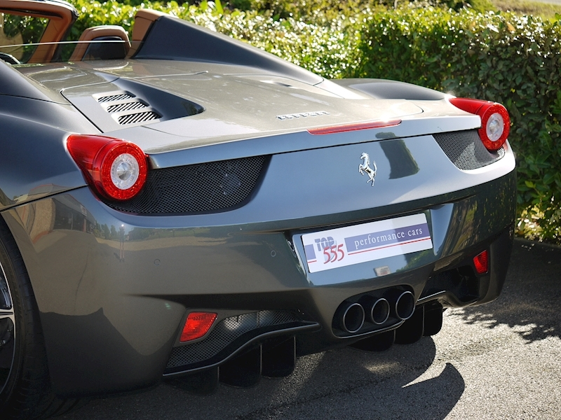 Ferrari 458 Spider - Large 4