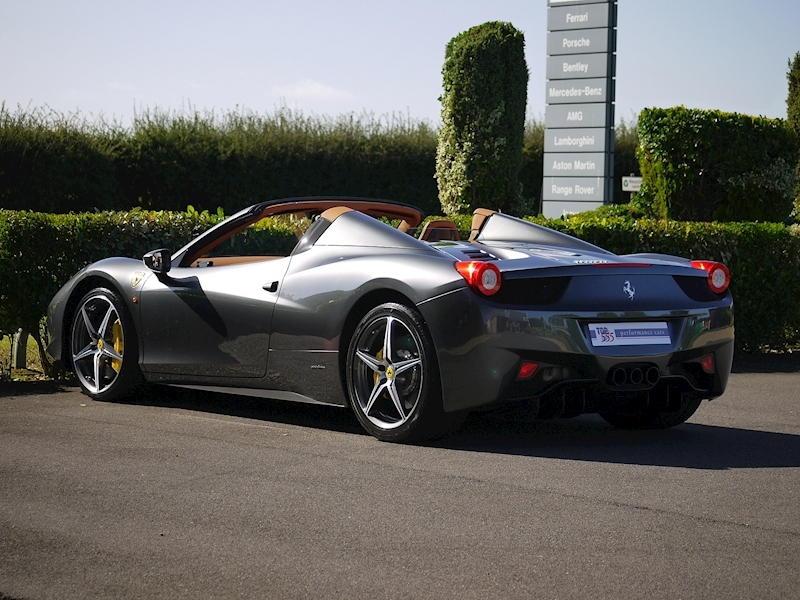 Ferrari 458 Spider - Large 16