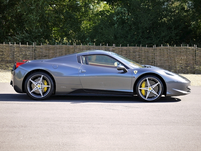 Ferrari 458 Spider - Large 25