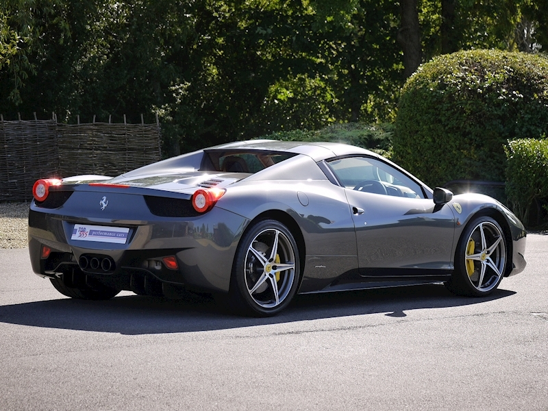 Ferrari 458 Spider - Large 26