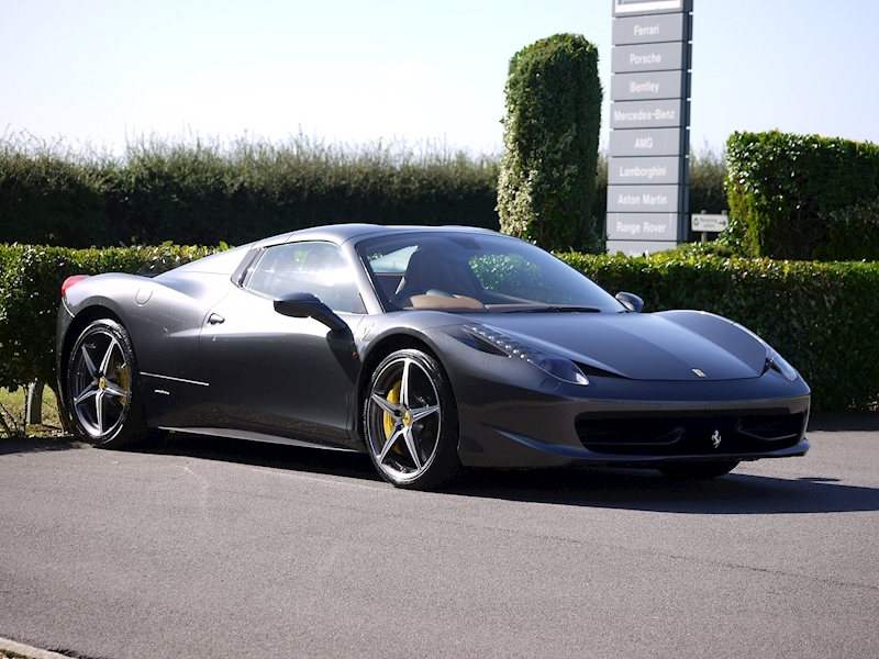 Ferrari 458 Spider - Large 27