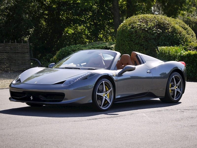 Ferrari 458 Spider - Large 31