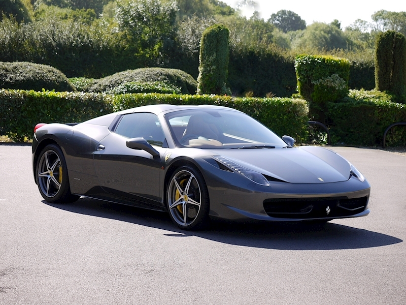 Ferrari 458 Spider - Large 43