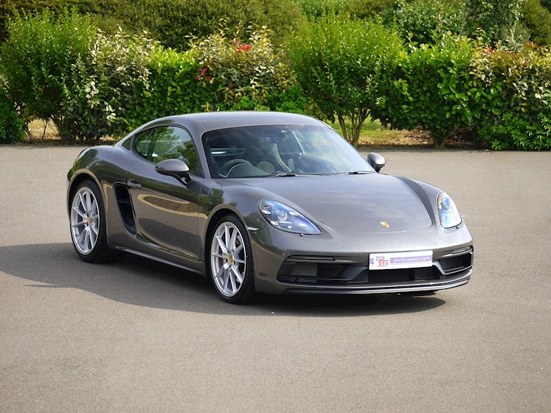 Porsche 718 Cayman GTS 4.0 2dr Coupe Manual Petrol - Large 1