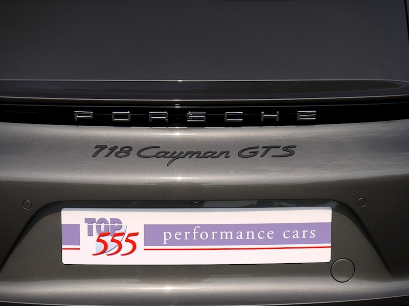Porsche 718 Cayman GTS 4.0 2dr Coupe Manual Petrol - Large 14