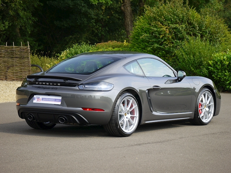 Porsche 718 Cayman GTS 4.0 2dr Coupe Manual Petrol - Large 21