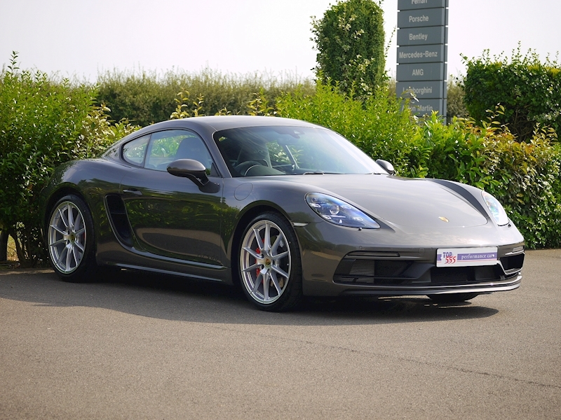 Porsche 718 Cayman GTS 4.0 2dr Coupe Manual Petrol - Large 24
