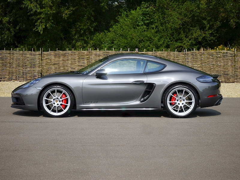 Porsche 718 Cayman GTS 4.0 2dr Coupe Manual Petrol - Large 27