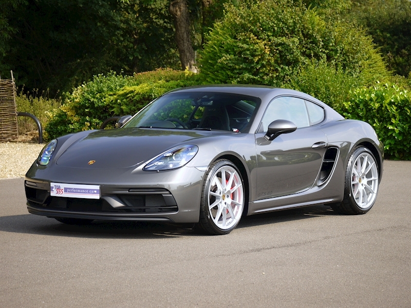 Porsche 718 Cayman GTS 4.0 2dr Coupe Manual Petrol - Large 28