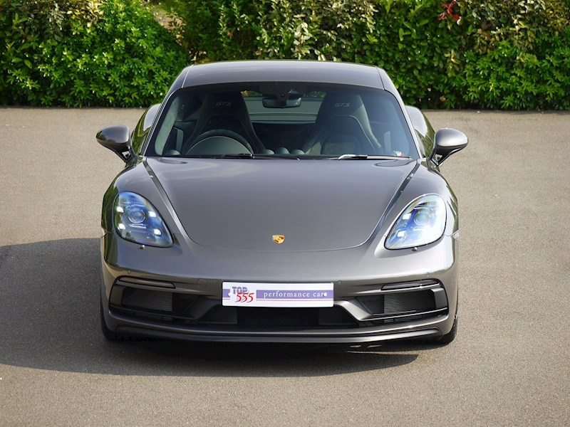 Porsche 718 Cayman GTS 4.0 2dr Coupe Manual Petrol - Large 29