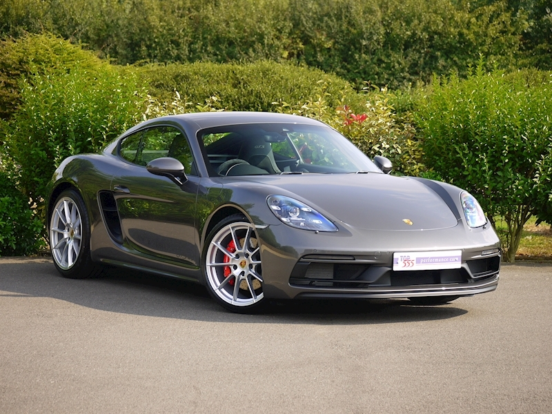 Porsche 718 Cayman GTS 4.0 2dr Coupe Manual Petrol - Large 31