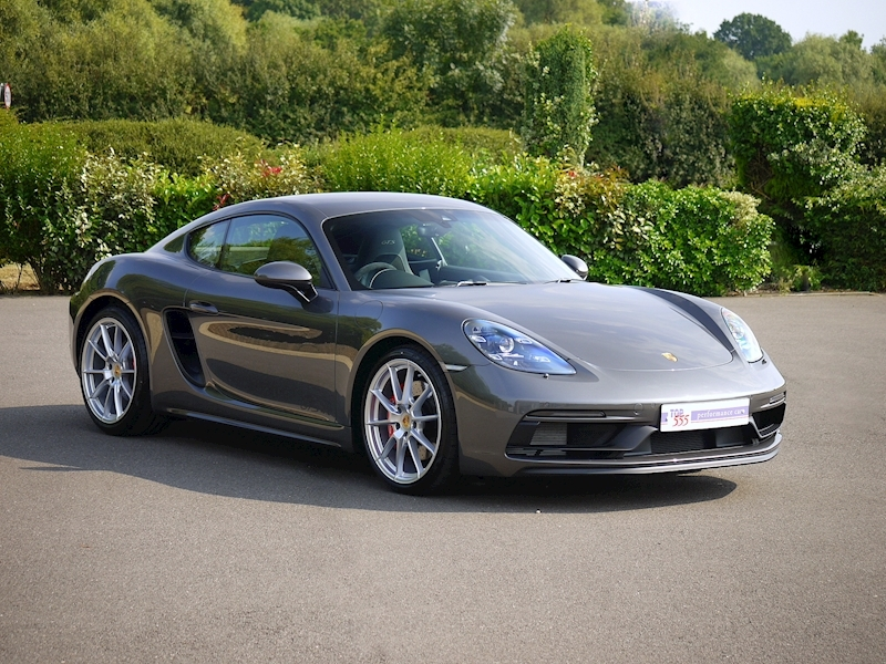 Porsche 718 Cayman GTS 4.0 2dr Coupe Manual Petrol - Large 39