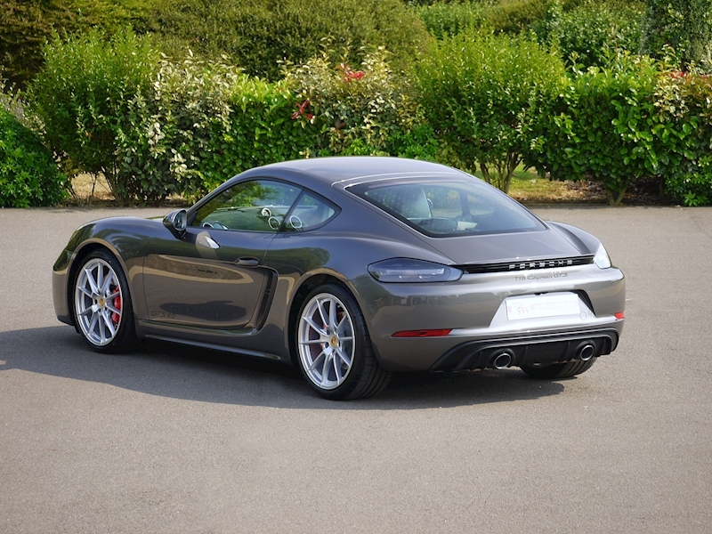 Porsche 718 Cayman GTS 4.0 2dr Coupe Manual Petrol - Large 0