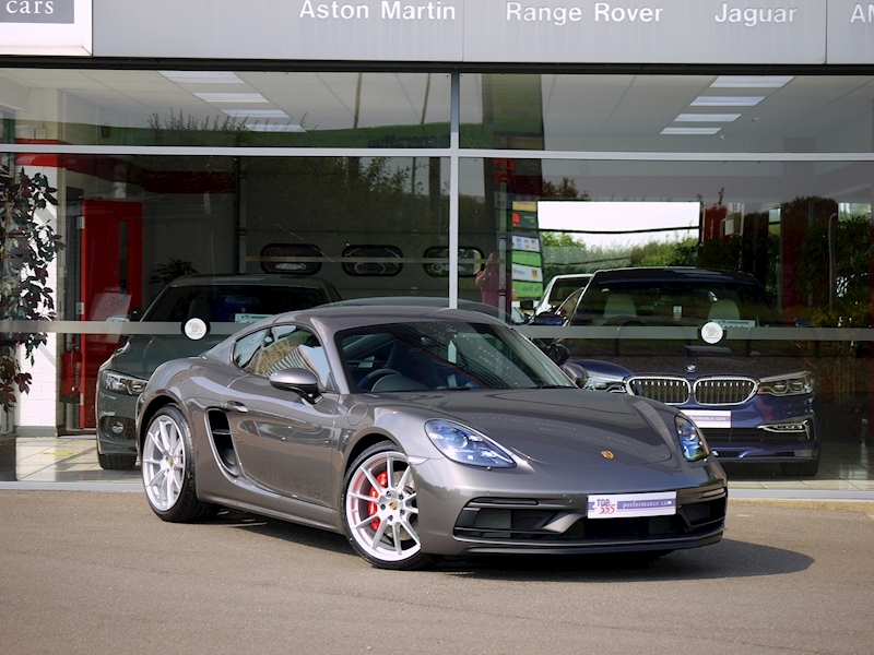 Porsche 718 Cayman GTS 4.0 2dr Coupe Manual Petrol - Large 40