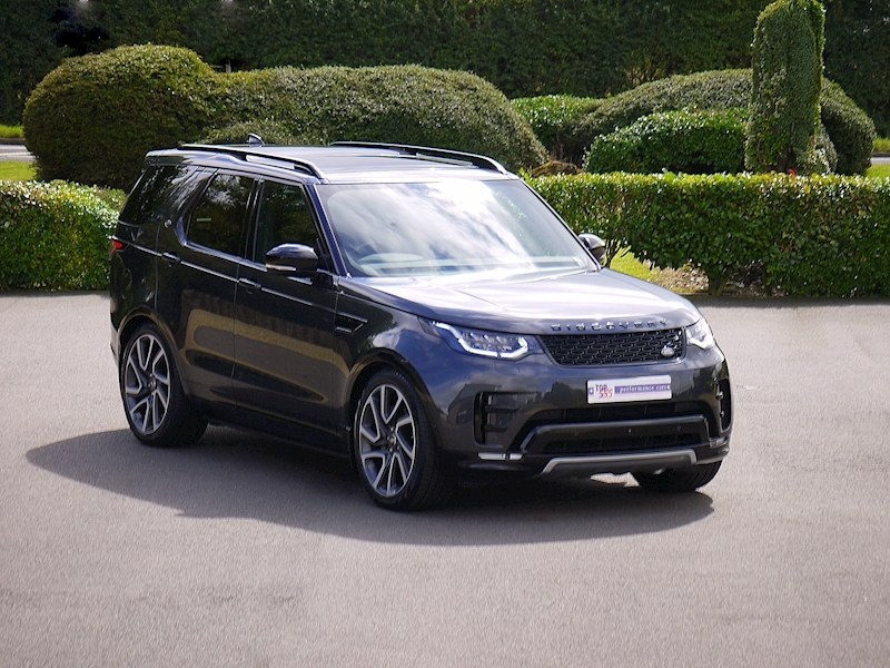 Land Rover Discovery 3.0 SDV6 HSE Luxury - Large 1