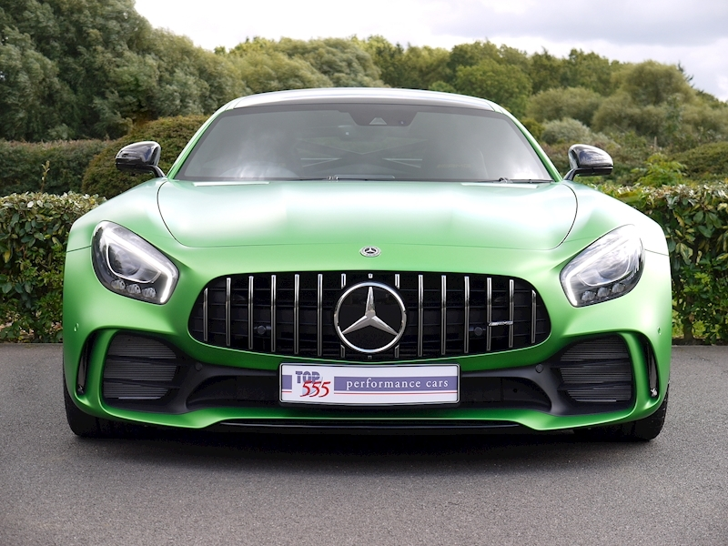 Mercedes-Benz AMG GT R (Premium) 4.0 Coupe - Large 31