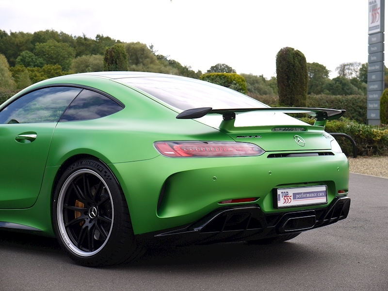 Mercedes-Benz AMG GT R (Premium) 4.0 Coupe - Large 49