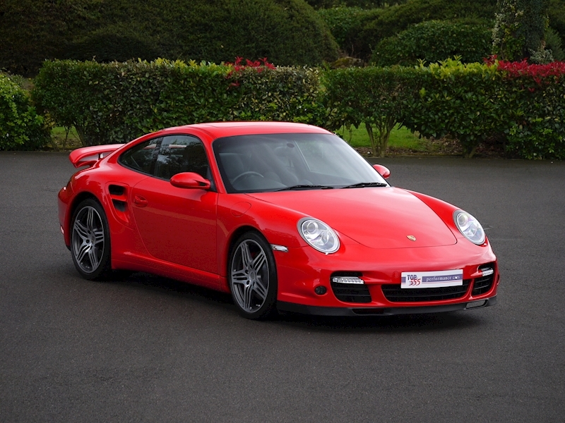 Porsche 911 (997.1) Turbo Coupe 3.6 - Manual - Large 1