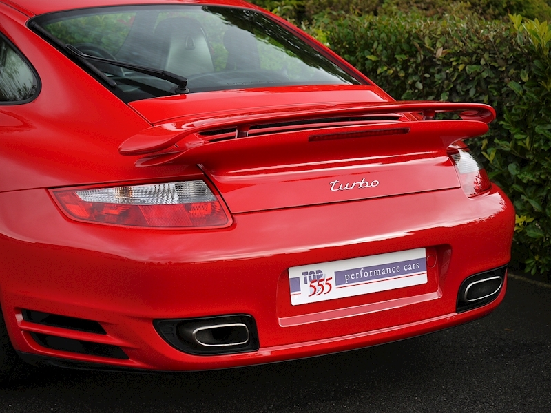 Porsche 911 (997.1) Turbo Coupe 3.6 - Manual - Large 5