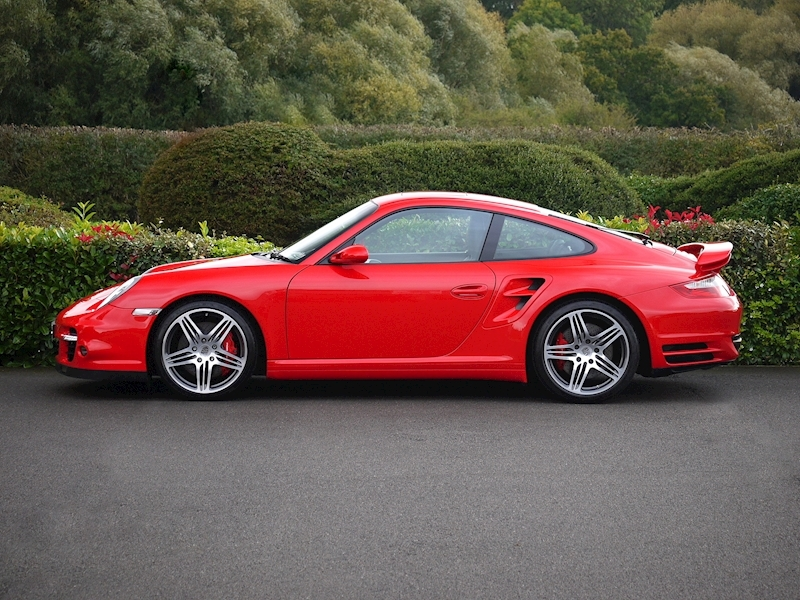 Porsche 911 (997.1) Turbo Coupe 3.6 - Manual - Large 6