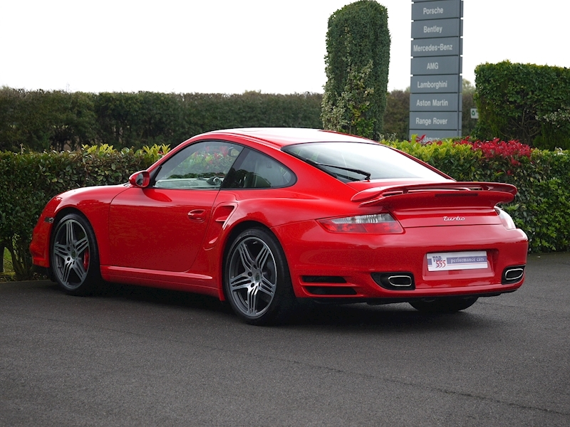 Porsche 911 (997.1) Turbo Coupe 3.6 - Manual - Large 10