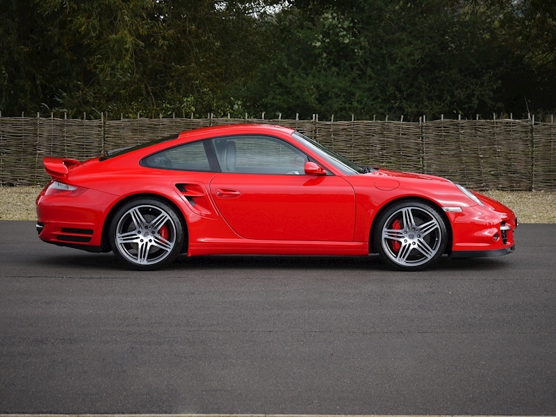 Porsche 911 (997.1) Turbo Coupe 3.6 - Manual - Large 12