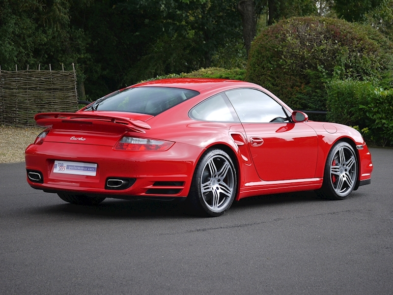 Porsche 911 (997.1) Turbo Coupe 3.6 - Manual - Large 13