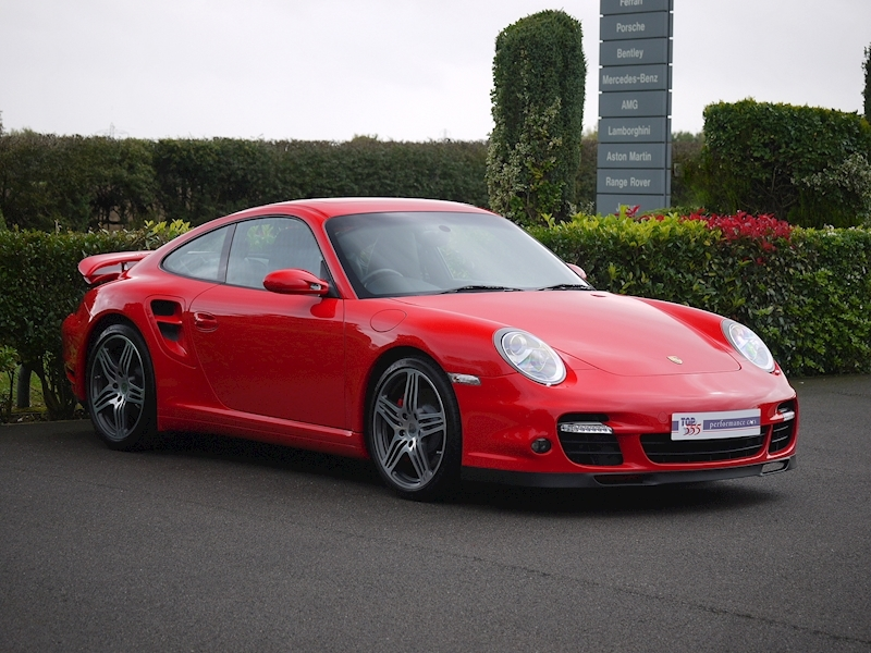 Porsche 911 (997.1) Turbo Coupe 3.6 - Manual - Large 16