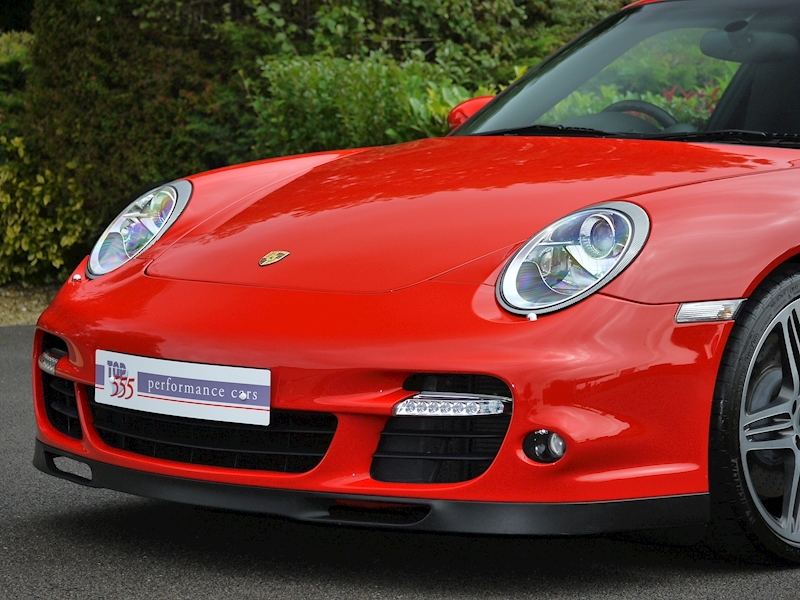Porsche 911 (997.1) Turbo Coupe 3.6 - Manual - Large 17