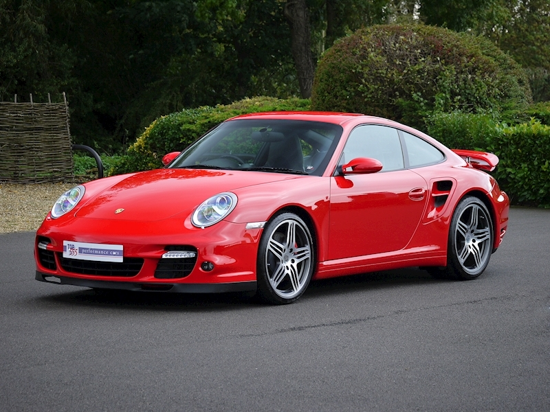 Porsche 911 (997.1) Turbo Coupe 3.6 - Manual - Large 18