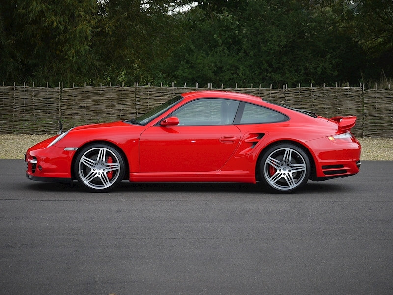 Porsche 911 (997.1) Turbo Coupe 3.6 - Manual - Large 19