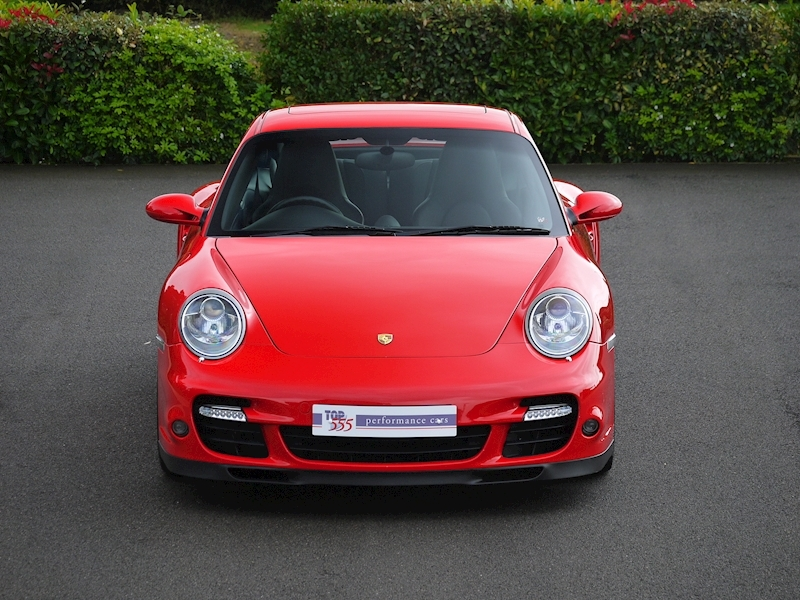 Porsche 911 (997.1) Turbo Coupe 3.6 - Manual - Large 20