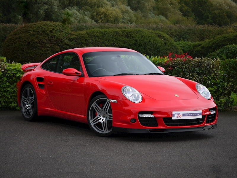 Porsche 911 (997.1) Turbo Coupe 3.6 - Manual - Large 23