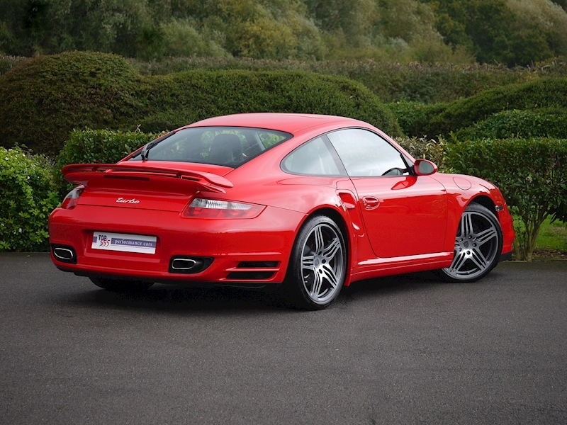 Porsche 911 (997.1) Turbo Coupe 3.6 - Manual - Large 24