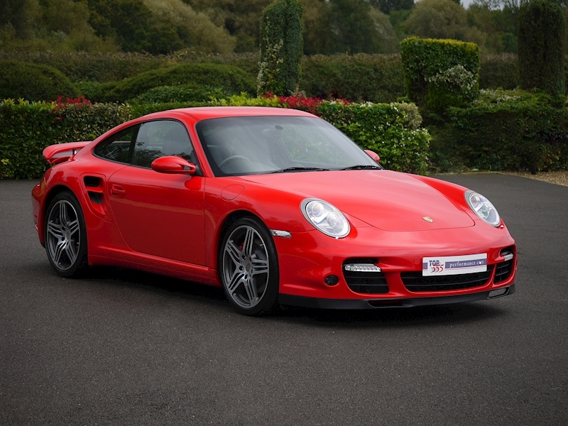Porsche 911 (997.1) Turbo Coupe 3.6 - Manual - Large 30