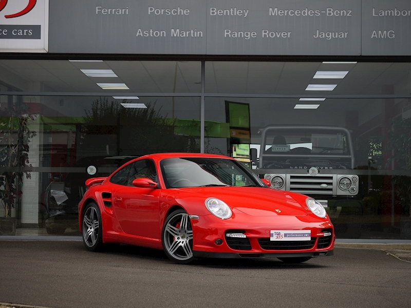 Porsche 911 (997.1) Turbo Coupe 3.6 - Manual - Large 31