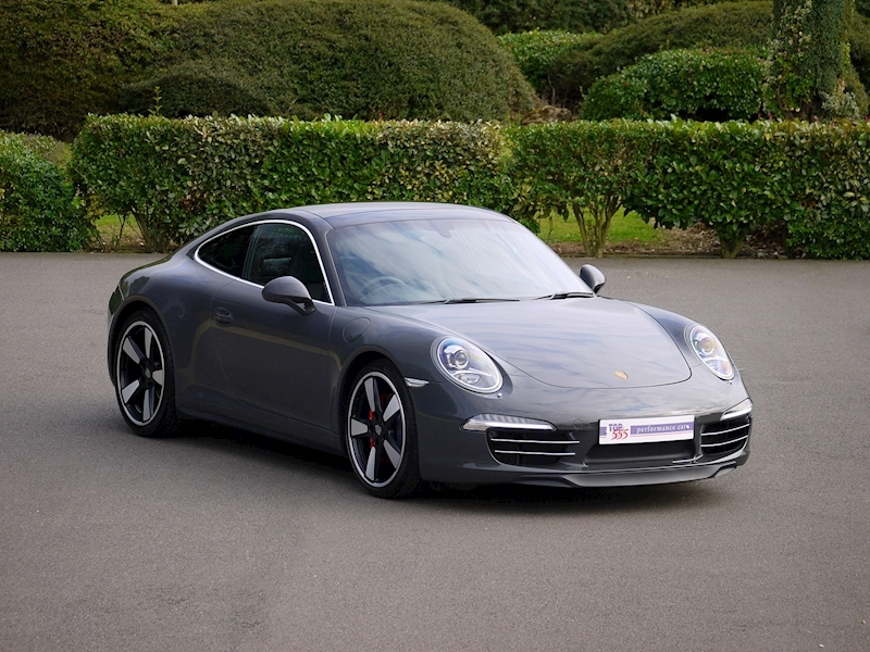 Porsche 911 50th Anniversary 3.8 Coupe PDK - Large 1