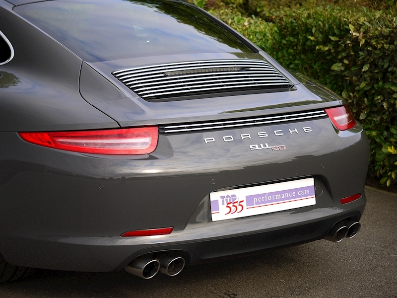 Porsche 911 50th Anniversary 3.8 Coupe PDK - Large 4