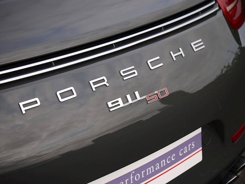 Porsche 911 50th Anniversary 3.8 Coupe PDK - Large 8
