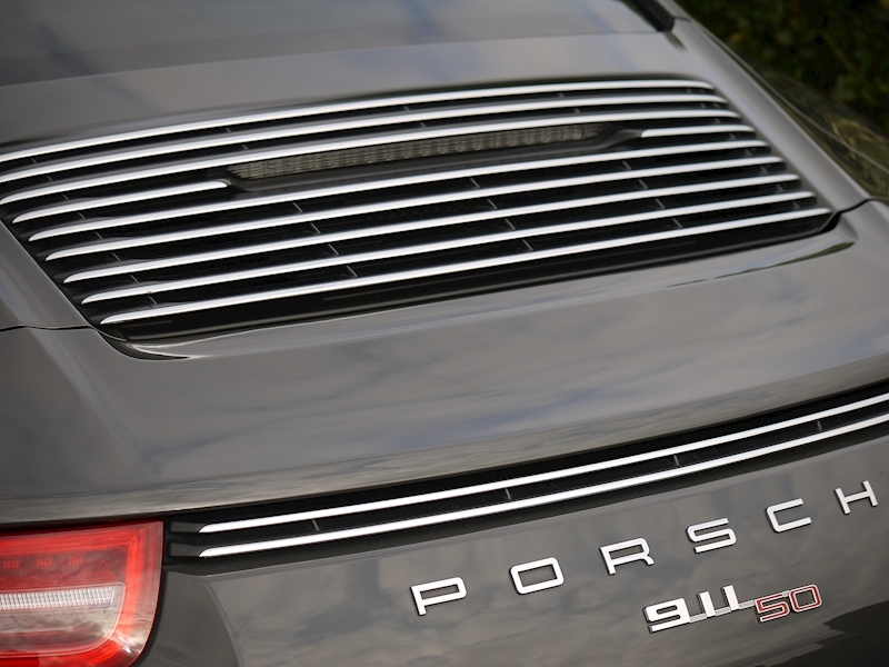 Porsche 911 50th Anniversary 3.8 Coupe PDK - Large 9