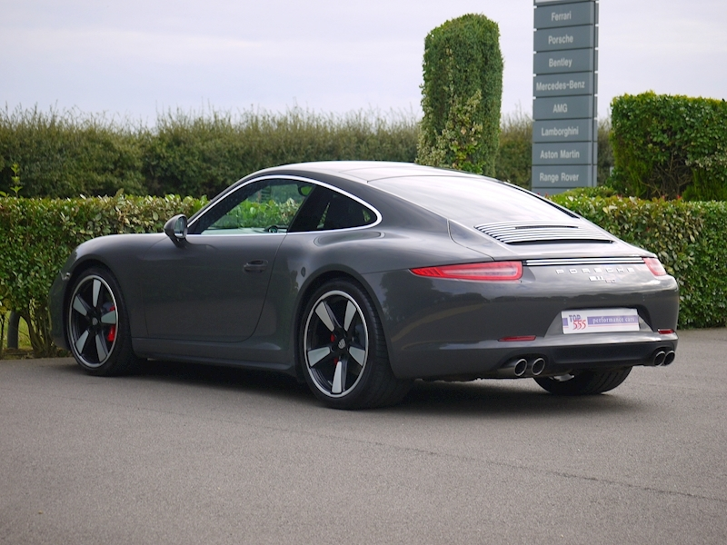 Porsche 911 50th Anniversary 3.8 Coupe PDK - Large 15
