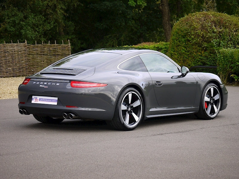 Porsche 911 50th Anniversary 3.8 Coupe PDK - Large 21