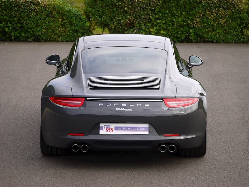 Porsche 911 50th Anniversary 3.8 Coupe PDK - Large 22