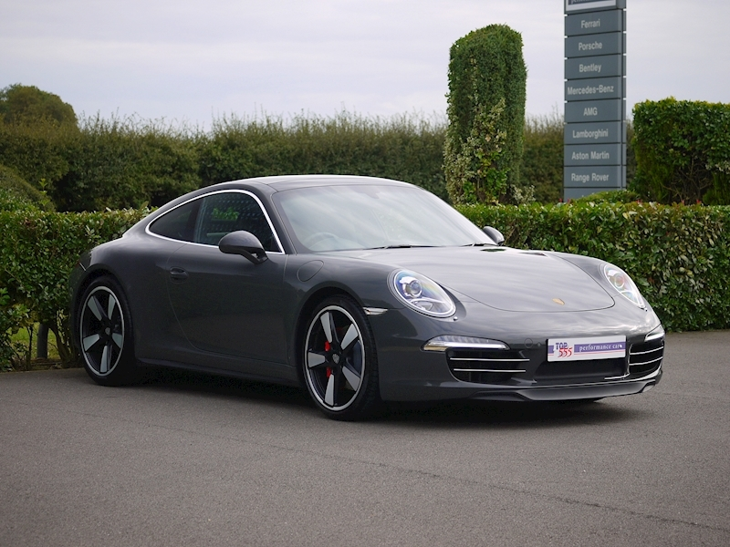Porsche 911 50th Anniversary 3.8 Coupe PDK - Large 23