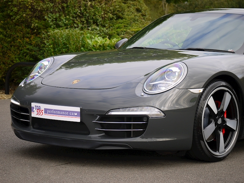Porsche 911 50th Anniversary 3.8 Coupe PDK - Large 25