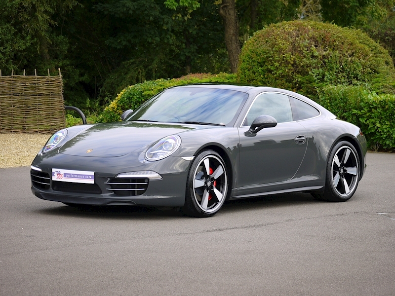 Porsche 911 50th Anniversary 3.8 Coupe PDK - Large 27