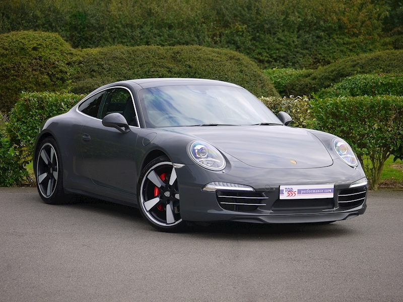 Porsche 911 50th Anniversary 3.8 Coupe PDK - Large 30