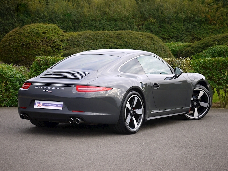 Porsche 911 50th Anniversary 3.8 Coupe PDK - Large 31