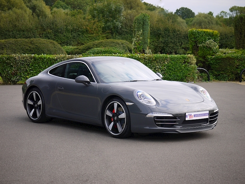 Porsche 911 50th Anniversary 3.8 Coupe PDK - Large 38