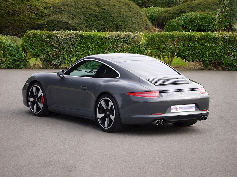 Porsche 911 50th Anniversary 3.8 Coupe PDK - Large 0
